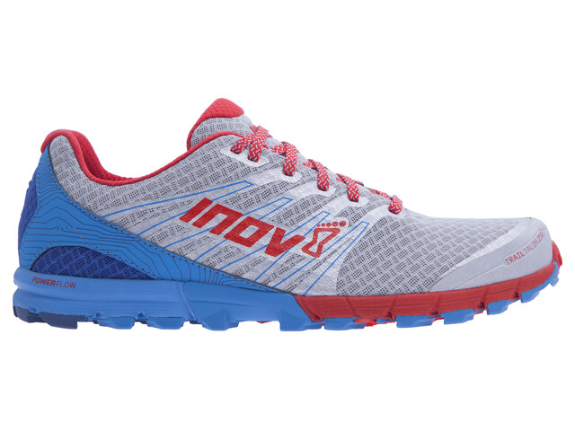 inov-8 M's Trailtalon 250 Silver/Blue/Red